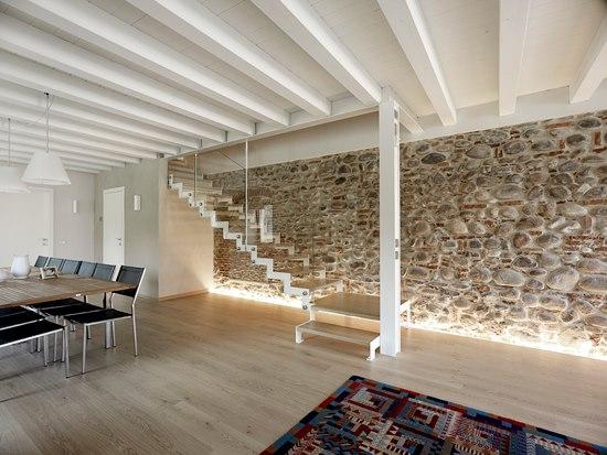 Comment réduire la hauteur des marches d'un escalier ?
